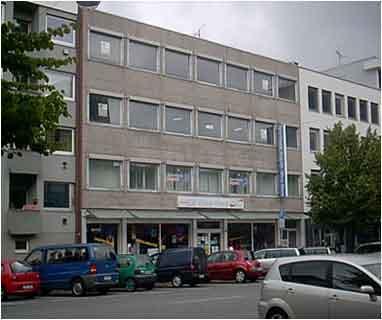 Referenzobjekt Büro- und Geschäftshaus in Hannover
