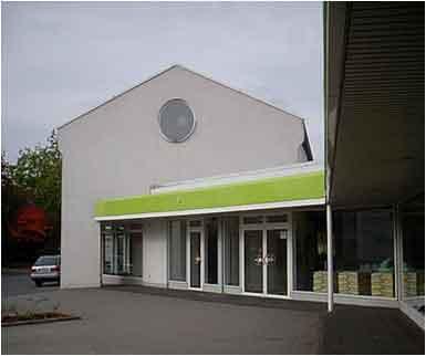 Referenzobjekt ehemaliges Autohaus in Hildesheim