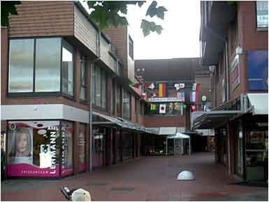 Referenzobjekt Einkaufszentrum in Barsinghausen