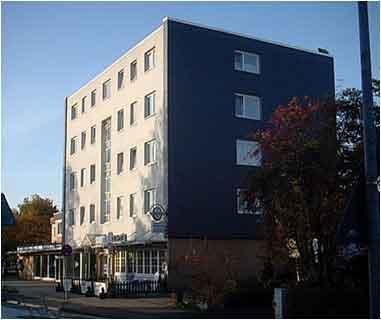 Referenzobjekt Wohn- und Geschäftshaus in Wunstorf